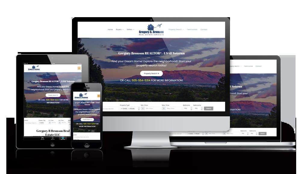 Albuquerque real estate website