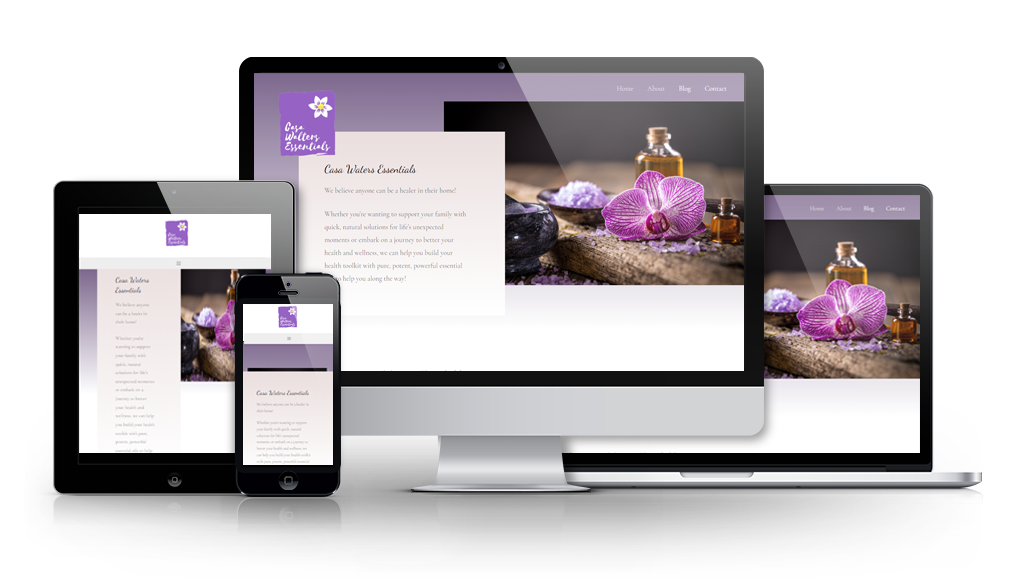 affordable web design for an Albuquerque small business